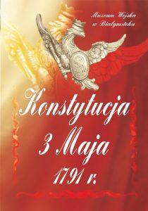 Plansza wystawy Konstytucja 3 Maja