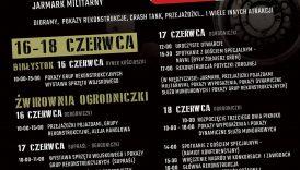 """Czytaj więcej o: VII Piknik Militarny """"Misja Wschód"""""""