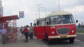 Czytaj więcej o: Wycieczka po Białymstoku zabytkowym autobusem (ogórkiem)