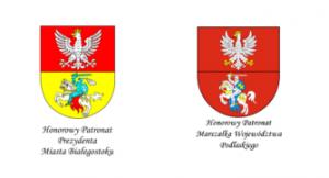 logo patronów honorowych