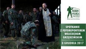 Czytaj więcej o: Spotkanie z fotoreporterem Wojciechem Grzędzińskim
