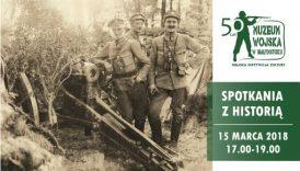Czytaj więcej o: Spotkania z historią. Wykład dr hab. Stanisława Czerepa (15 marca)