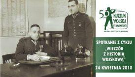 Czytaj więcej o: Wieczór z historią wojskową. Funkcjonariusze Straży Granicznej – ofiary zbrodni katyńskiej (24 kwietnia)