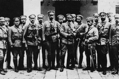 Piłsudski chronologicznie, 1914