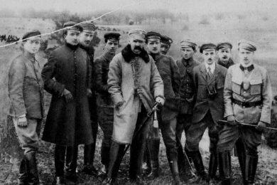 Piłsudski chronologicznie, 1917