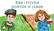 Basi i Krzysia podróże w czasie