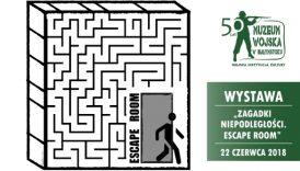 """Czytaj więcej o: """"Zagadki niepodległości. Escape room"""" (22 czerwca)"""