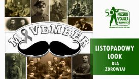 """Czytaj więcej o: """"Movember"""". Listopadowy look dla zdrowia! (listopad 2018)"""