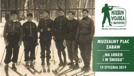 Czytaj więcej o: Na lodzie i w śniegu. Muzealny Plac Zabaw (19 stycznia)