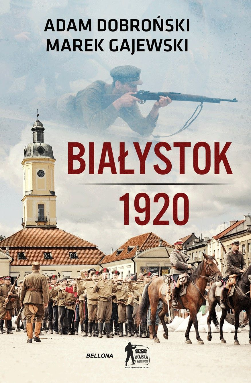 okładka książki Białystok 1920
