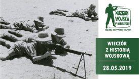 Czytaj więcej o: Wieczór z historią wojskową. Spotkanie z prof. Adamem Dobrońskim (28 maja)
