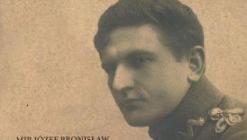 """okładka - Marek Gajewski, """"Najdzielniejszy z dzielnych. Mjr Józef Bronisław Marjański (1892-1920)"""""""