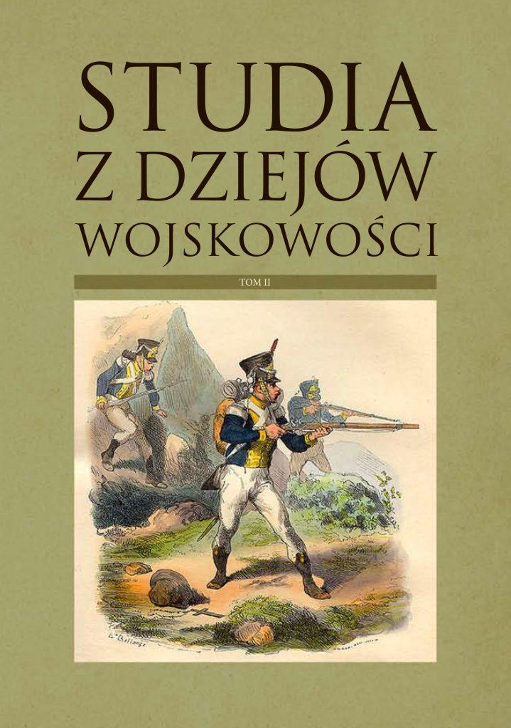 okładka Studia z Dziejów Wojskowości t. 2