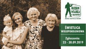Czytaj więcej o: Świetlica wielopokoleniowa. Nabór uczestników (23-30 września)