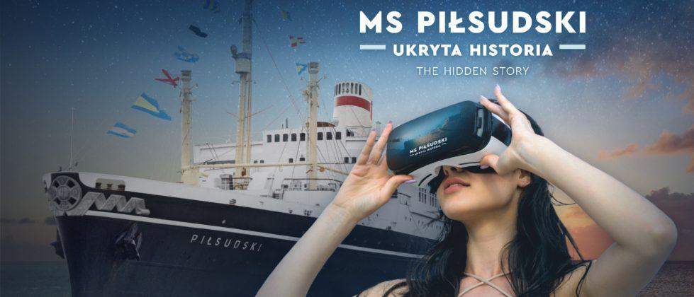 """Wirtualny Teatr Historii """"Niepodległa"""". MS """"Piłsudski"""" przypływa do Białegostoku! (4-6 grudnia br.)"""