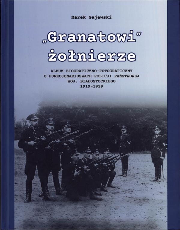 Granatowi żołnierze