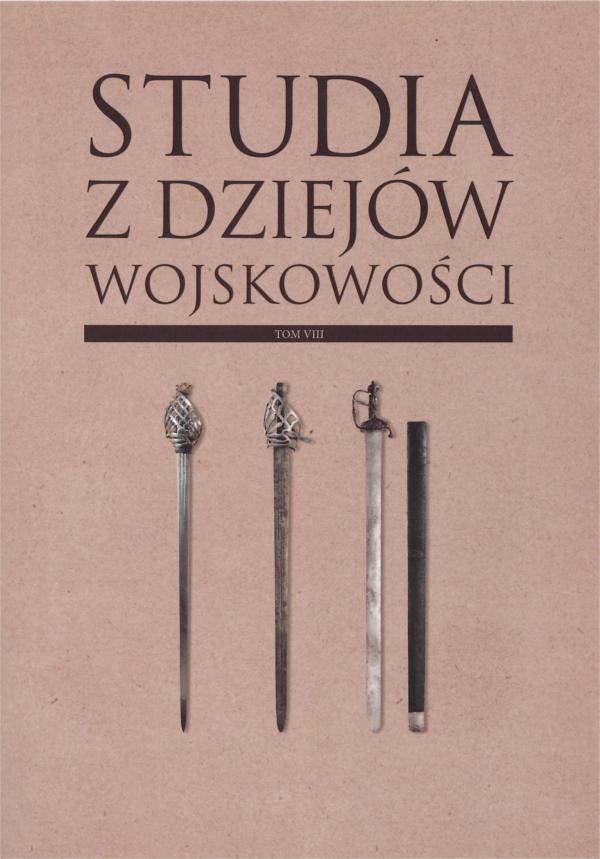 Studia z Dziejów Wojskowości T. 8