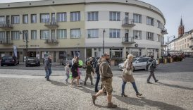 """Czytaj więcej o: Spacer historyczny """"Losy żołnierzy podczas walk o Białystok"""" (8 sierpnia br.)"""