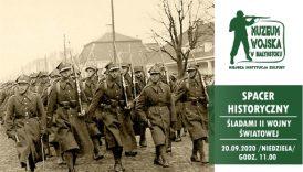 """Czytaj więcej o: Spacer historyczny """"Śladami II wojny światowej"""" (20 września br.)"""