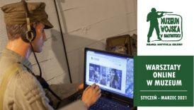 Czytaj więcej o: Oferta warsztatów online dla dzieci i młodzieży (styczeń-marzec 2021)