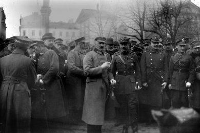 Piłsudski chronologicznie, 1919