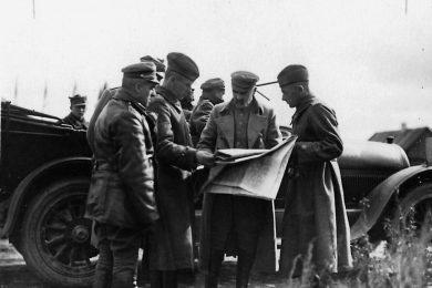 Piłsudski chronologicznie, 1920