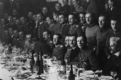 Piłsudski chronologicznie, 1922