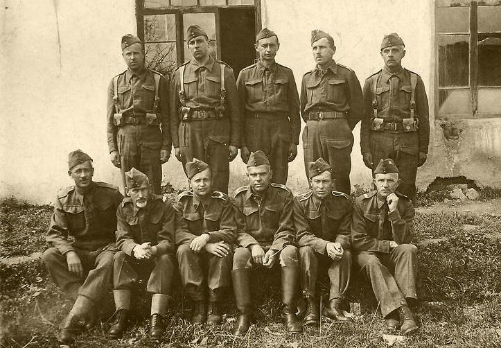 Na zdjęciu: Żołnierze 5. Kresowej Dywizji Piechoty, Irak, 1942 r. Fotografia ze zbiorów Muzeum Wojska w Białymstoku, nr inw. MWB/D/2818