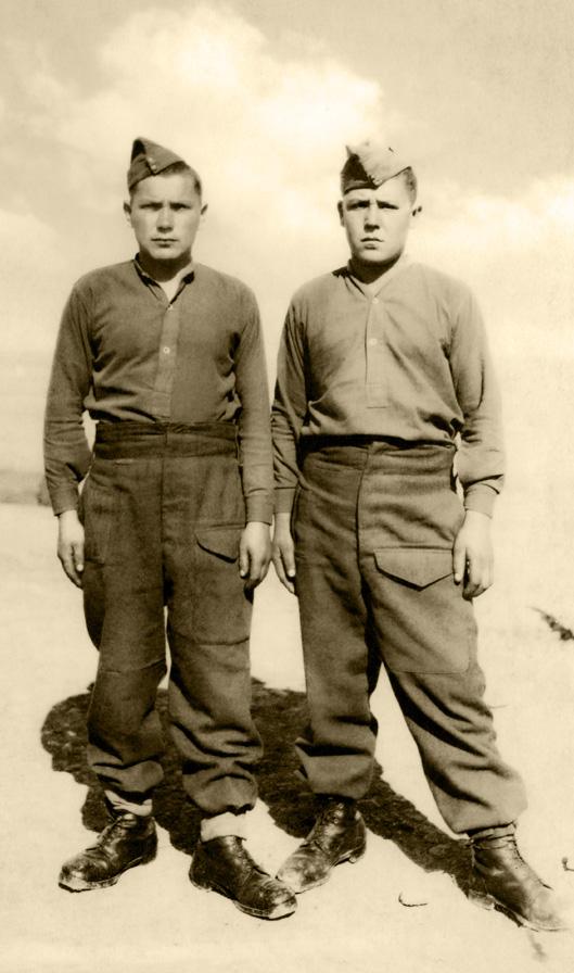 Żołnierze 5. Kresowej Dywizji Piechoty, Palestyna, 1943 rok. Fotografia ze zbiorów Muzeum Wojska w Białymstoku, nr inw. MWB/D/4540.